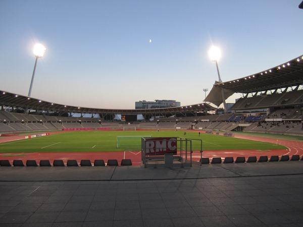 Stade Sébastien Charléty, Paris