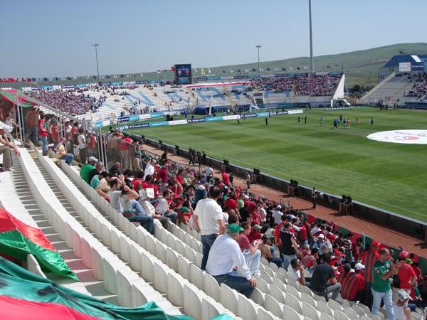 Osmanlı Stadı, Ankara