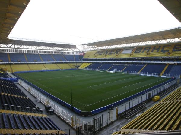 Şükrü Saracoğlu Stadyumu, İstanbul