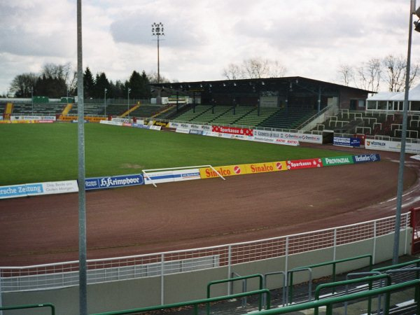 Preußen-Stadion, Münster