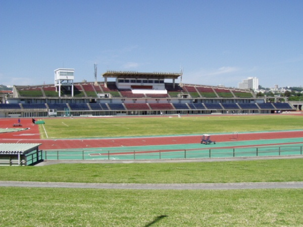 Okinawa City Athletics Stadium, Okinawa