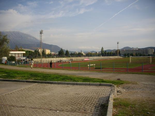 Stadion SRC Topolica, Bar