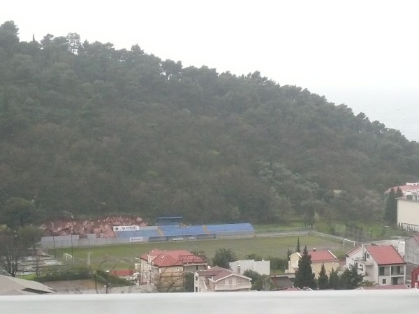 Stadion pod Malim brdom, Petrovac na Moru