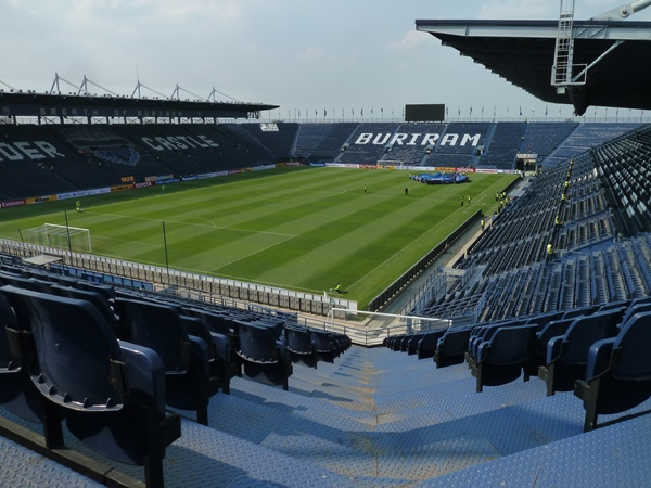 New I-Mobile Stadium, Buriram