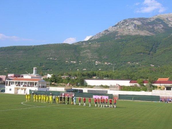 Stadion Donja Sutvara, Radanovići