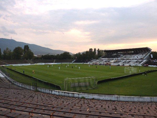 Stadion Slavija, Sofia