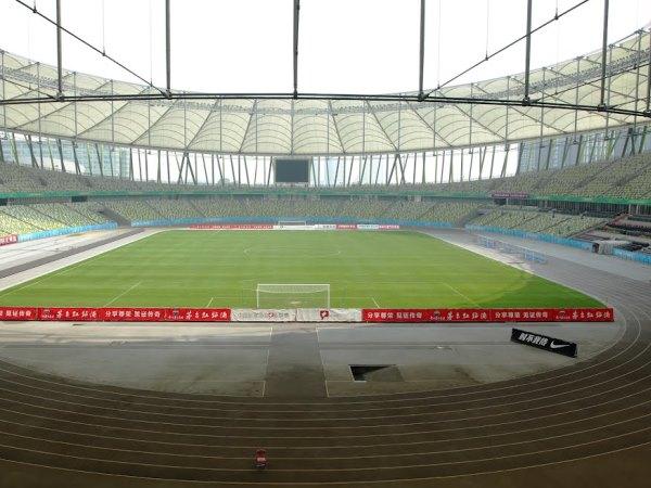 Shenzhen Bao'an Stadium, Shenzhen