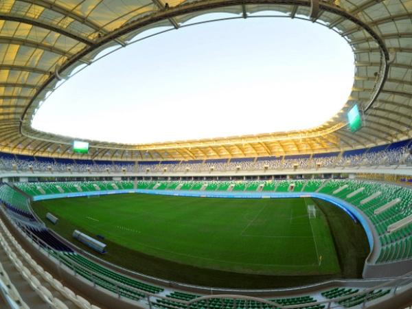 Stadion Bunyodkor, Toshkent (Tashkent)