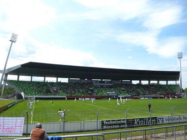 Stadion an der Kreuzeiche, Reutlingen