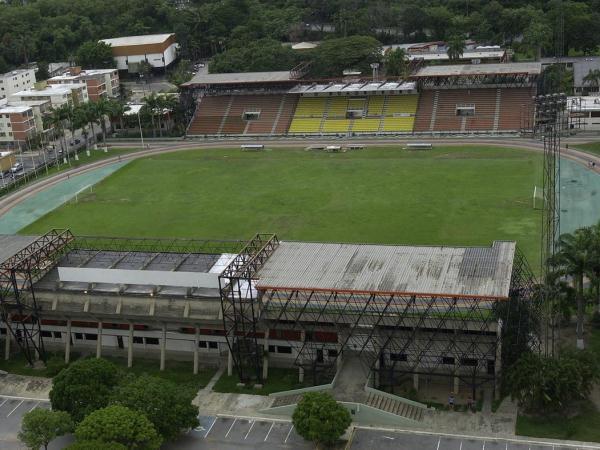 Estadio Polideportivo Misael Delgado, Valencia