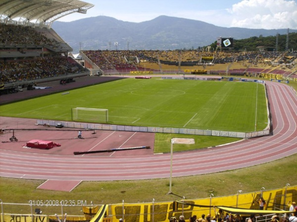 Estadio Polideportivo de Pueblo Nuevo, San Cristóbal