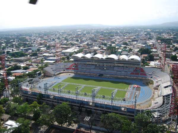 Estadio Rafael Agustín Tovar, Barinas