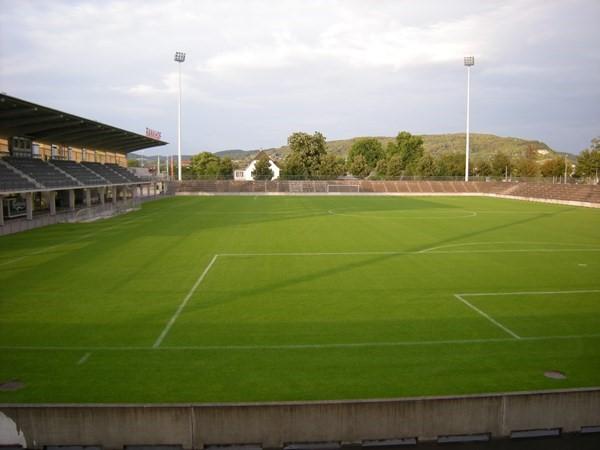 Stadion Rankhof, Basel