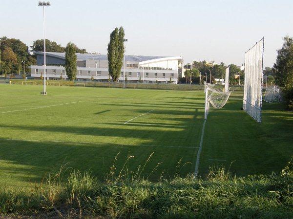 Víceúcelová sportovní hala Fotbalové hřiště, Slany