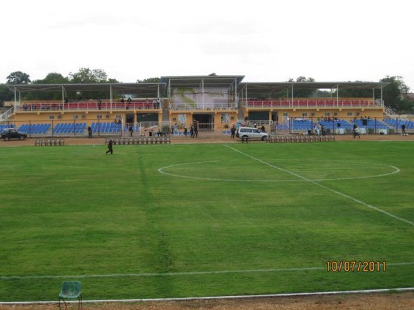 Juba Stadium, Juba