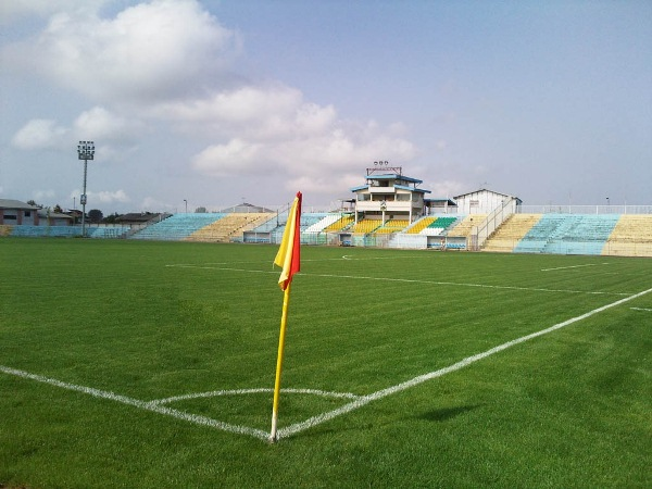 Takhti Stadium (Ebtedaye khiabane), Bandar-e-Anzalī