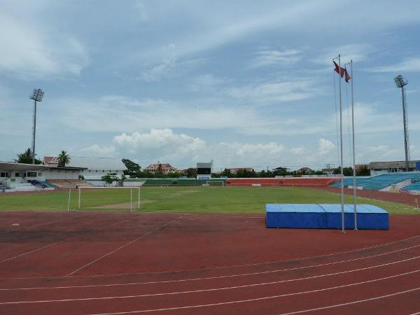 Laos National Stadium, Vientiane
