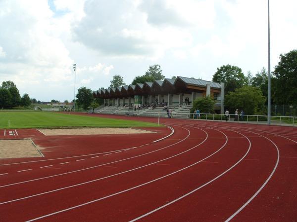 Julius-Strohmayer-Stadion, Mindelheim