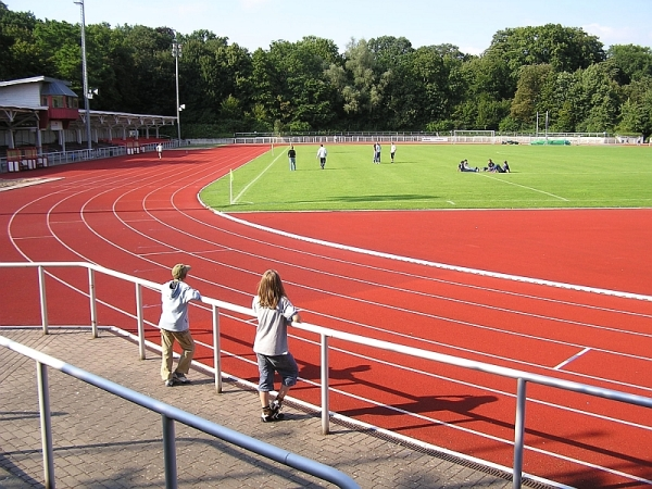 Weserstadion Minden, Minden