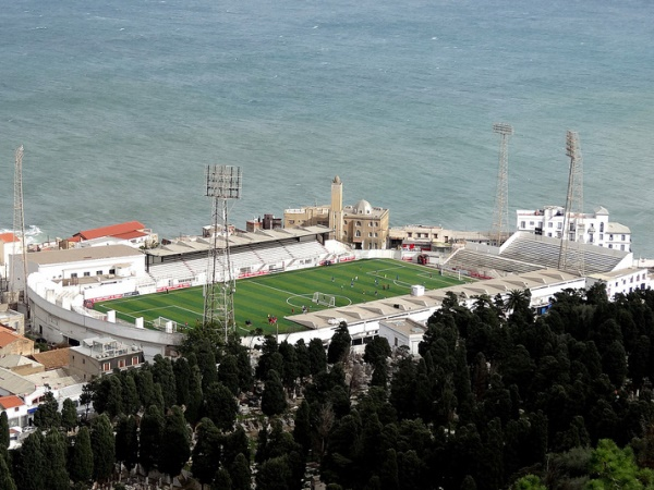 Stade Omar Hamadi de Bologhine, al-Jazā'ir (Algiers)