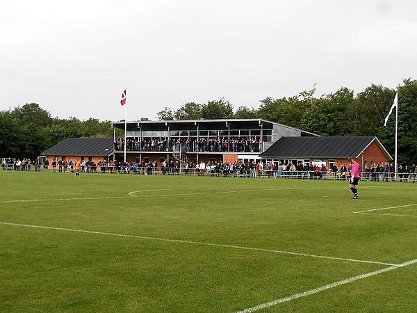 Hedensted Stadion, Hedensted