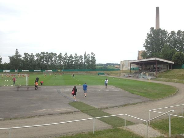 Fotbalový stadion, Bystřice nad Pernštejnem