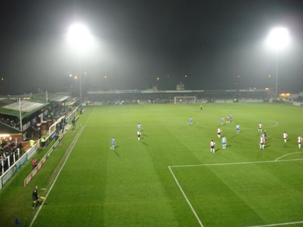 Kingfield Stadium, Woking, Surrey
