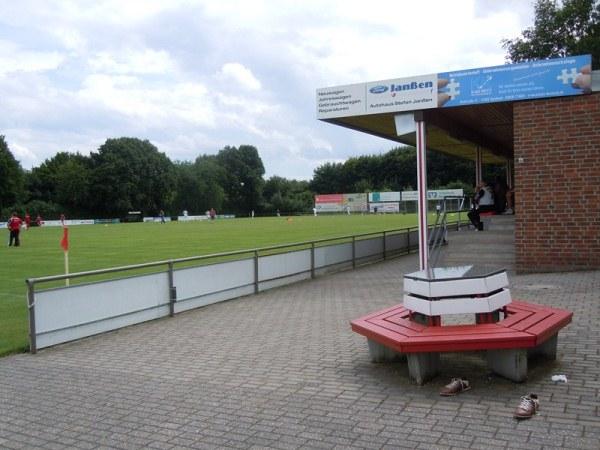 Willy-Lemkens-Sportpark, Sonsbeck