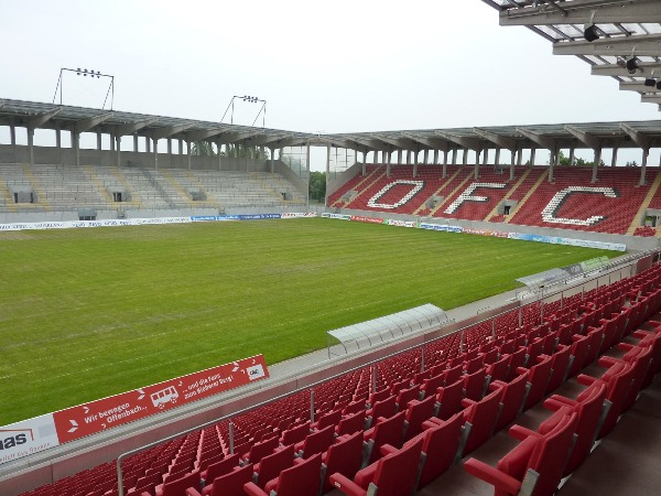 Sparda-Bank-Hessen-Stadion, Offenbach
