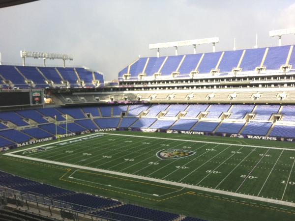 M&T Bank Stadium, Baltimore, Maryland