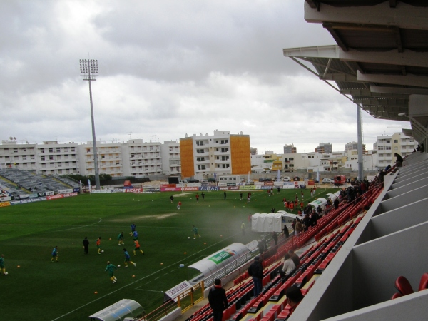 Estádio José Arcanjo, Olhão