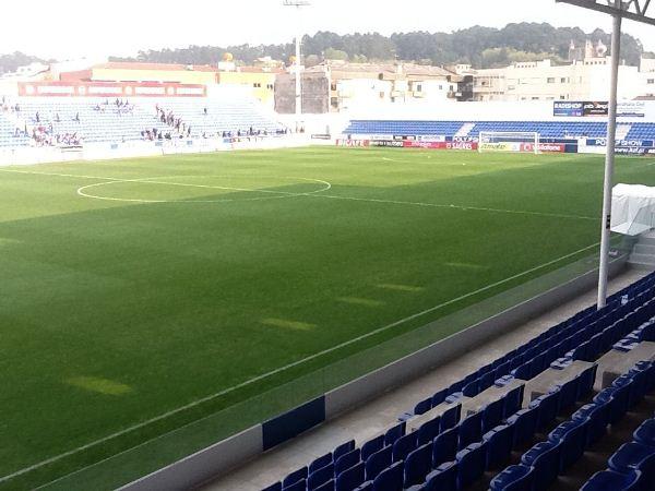 Estádio Marcolino de Castro, Santa Maria da Feira
