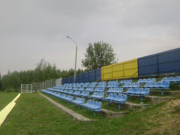 Stadion LKS-u, Czaniec