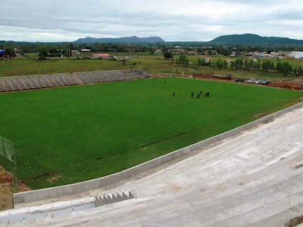 Estadio Municipal de Carapeguá, Carapeguá
