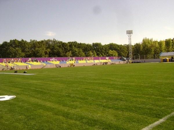 Stadion Sonyachnyj, Piatykhatky