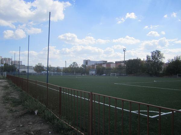 Stadionul CS Real Succes, Chişinău