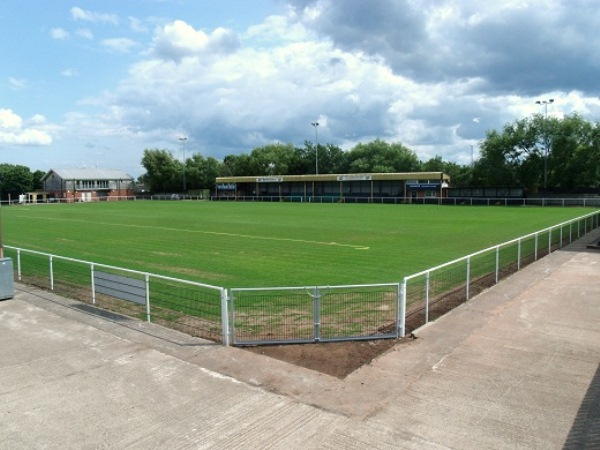 Windsor Food Service Stadium, Worksop, Nottinghamshire
