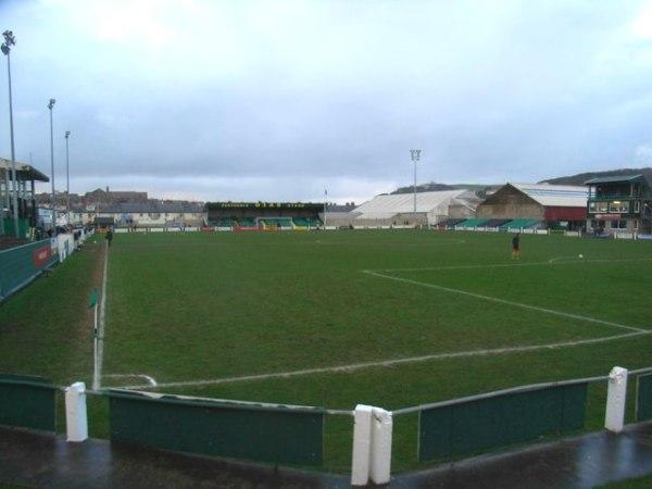 Park Avenue Ground, Aberystwyth, Ceredigion