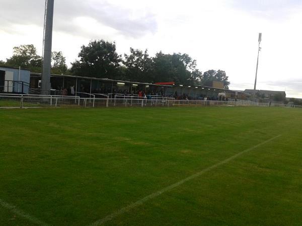 Len Salmon Stadium, Pitsea, Essex