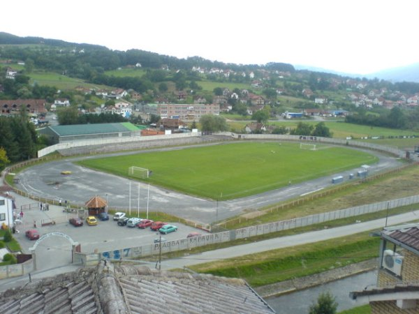 Gradski Stadion kraj Despotoviće, Gornji Milanovac