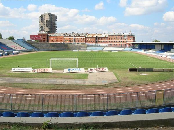 Omladinski Stadion, Beograd
