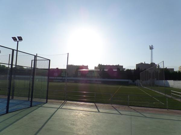 Estadio Miguel Prieto Garcia, Granada