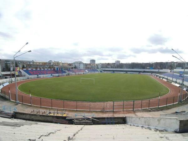 Stadionul Municipal, Botoşani