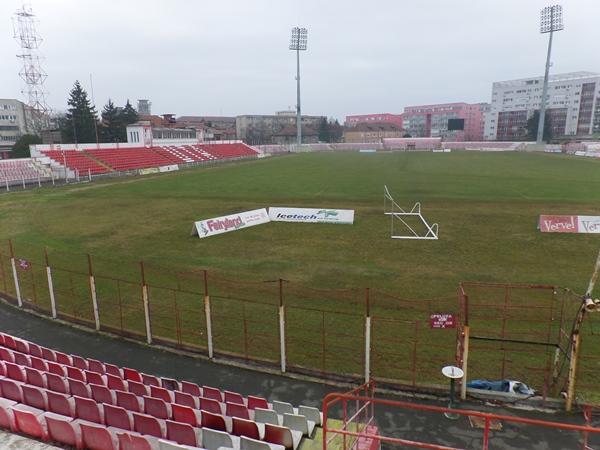 Stadionul Francisc von Neumann, Arad