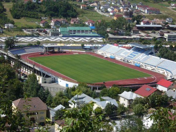Stadionul Municipal, Râmnicu Vâlcea