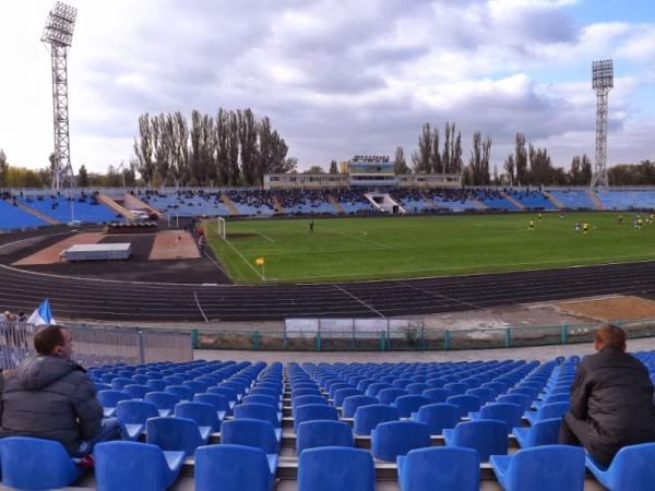 Tsentralnyi miskyi Stadion, Mykolajiv