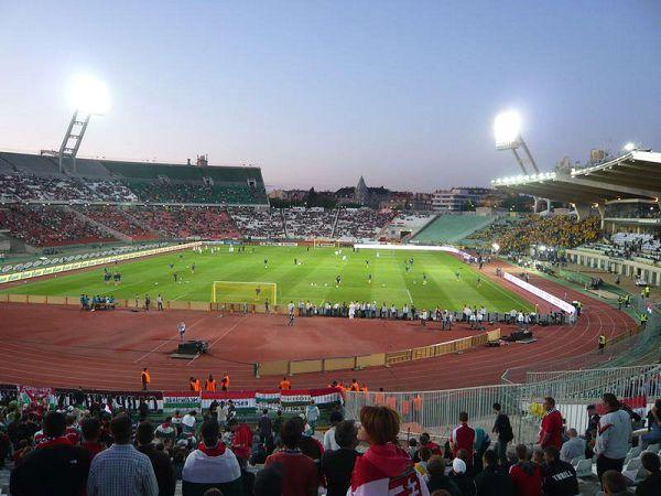 Puskás Ferenc Stadion, Budapest