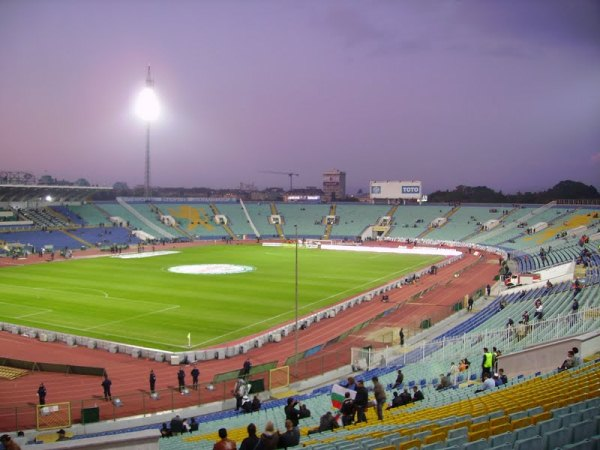 Stadion Vasil Levski, Sofia