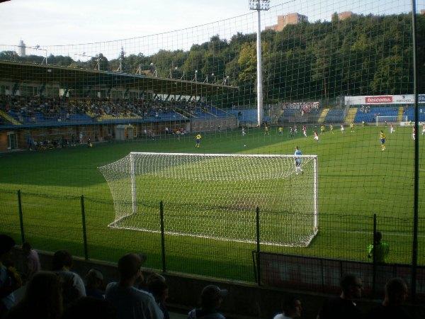 Stadion Letná, Zlín