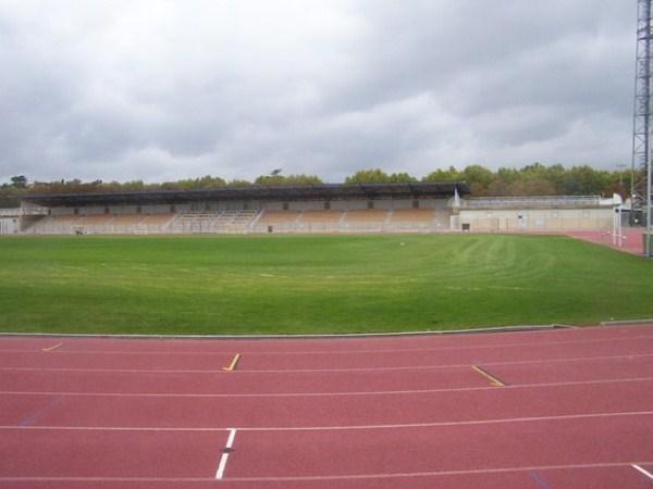 Stade Georges Carcassonne, Aix-en-Provence